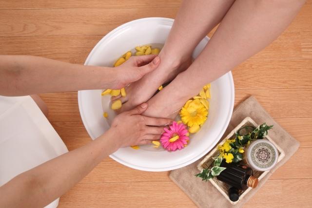 【すぐできる】変形性股関節症のためのアロマ浴「アロマ手浴」