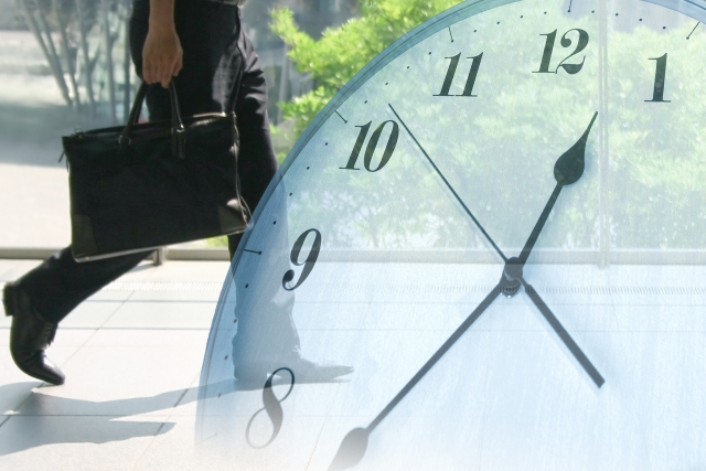 変形性股関節症の末期は「1日の限界歩数」に基づく仕事スケジュールが必要です